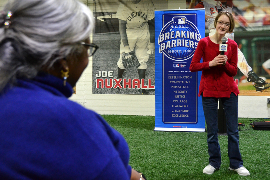 breaking barriers mlb essay contest The 2015 breaking barriers essay contest, presented by major league baseball and scholastic, is now open for submissions the breaking barriers program is in h.